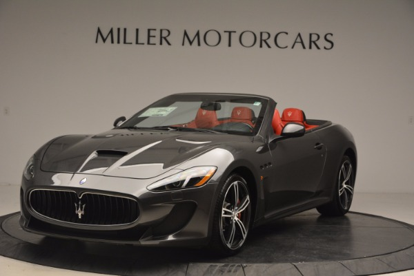 Used 2015 Maserati GranTurismo MC for sale Sold at Aston Martin of Greenwich in Greenwich CT 06830 1