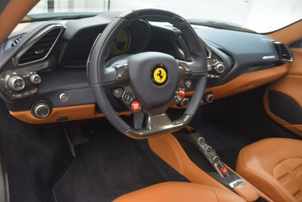 Used 2016 Ferrari 488 GTB for sale Sold at Aston Martin of Greenwich in Greenwich CT 06830 16