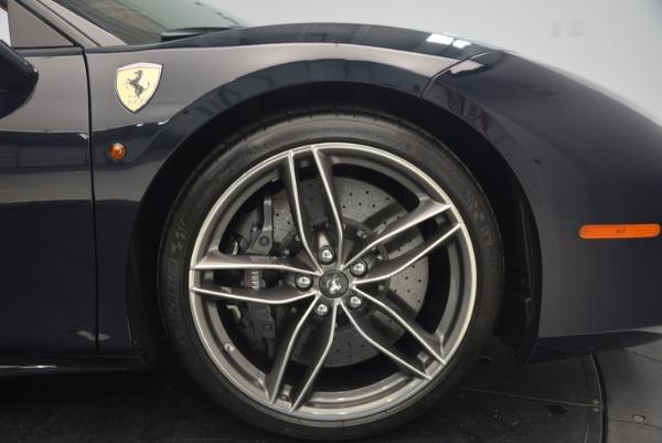 Used 2016 Ferrari 488 GTB for sale Sold at Aston Martin of Greenwich in Greenwich CT 06830 22