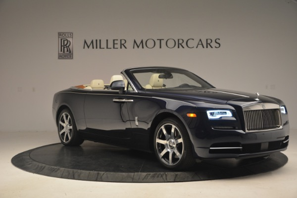 Used 2017 Rolls-Royce Dawn for sale Sold at Aston Martin of Greenwich in Greenwich CT 06830 12