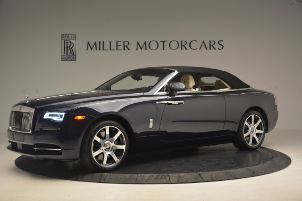 Used 2017 Rolls-Royce Dawn for sale Sold at Aston Martin of Greenwich in Greenwich CT 06830 15