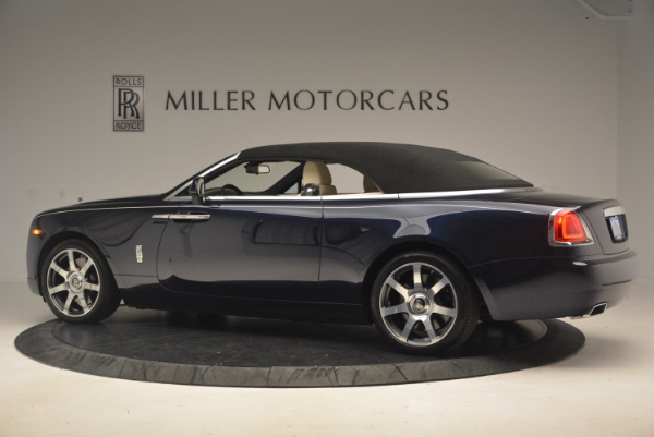 Used 2017 Rolls-Royce Dawn for sale Sold at Aston Martin of Greenwich in Greenwich CT 06830 17