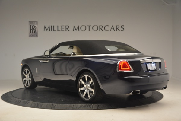 Used 2017 Rolls-Royce Dawn for sale Sold at Aston Martin of Greenwich in Greenwich CT 06830 18