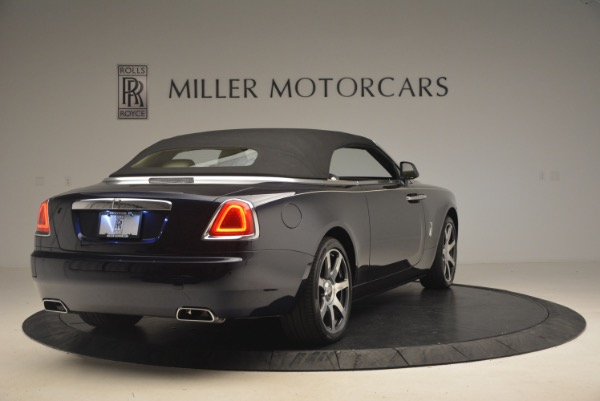 Used 2017 Rolls-Royce Dawn for sale Sold at Aston Martin of Greenwich in Greenwich CT 06830 20