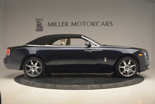 Used 2017 Rolls-Royce Dawn for sale Sold at Aston Martin of Greenwich in Greenwich CT 06830 22