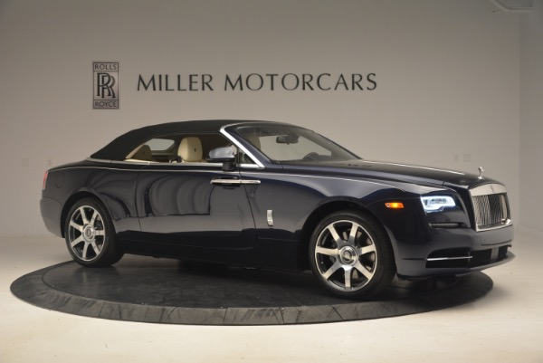Used 2017 Rolls-Royce Dawn for sale Sold at Aston Martin of Greenwich in Greenwich CT 06830 23