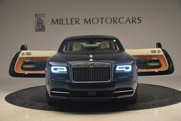 Used 2017 Rolls-Royce Dawn for sale Sold at Aston Martin of Greenwich in Greenwich CT 06830 25