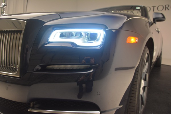 Used 2017 Rolls-Royce Dawn for sale Sold at Aston Martin of Greenwich in Greenwich CT 06830 26