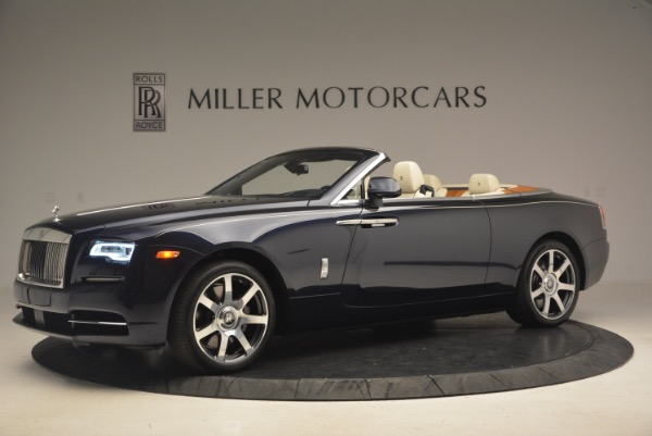 Used 2017 Rolls-Royce Dawn for sale Sold at Aston Martin of Greenwich in Greenwich CT 06830 3