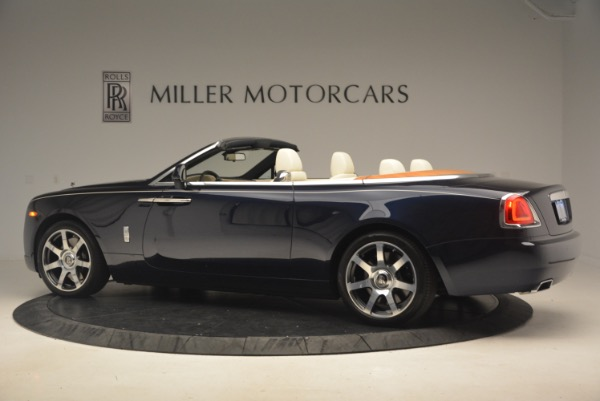 Used 2017 Rolls-Royce Dawn for sale Sold at Aston Martin of Greenwich in Greenwich CT 06830 5