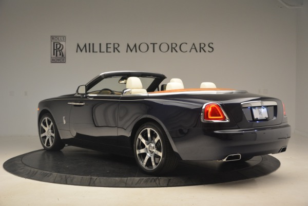 Used 2017 Rolls-Royce Dawn for sale Sold at Aston Martin of Greenwich in Greenwich CT 06830 6