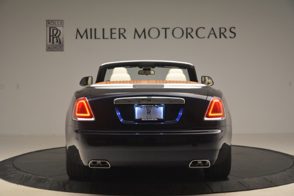 Used 2017 Rolls-Royce Dawn for sale Sold at Aston Martin of Greenwich in Greenwich CT 06830 7