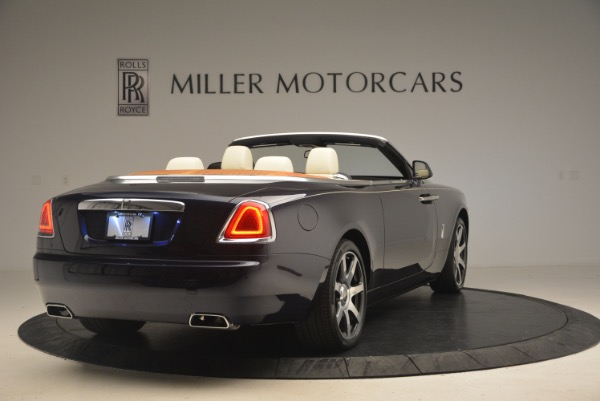 Used 2017 Rolls-Royce Dawn for sale Sold at Aston Martin of Greenwich in Greenwich CT 06830 8