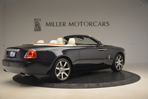 Used 2017 Rolls-Royce Dawn for sale Sold at Aston Martin of Greenwich in Greenwich CT 06830 9