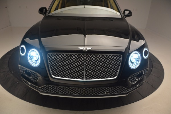 Used 2017 Bentley Bentayga for sale Sold at Aston Martin of Greenwich in Greenwich CT 06830 17