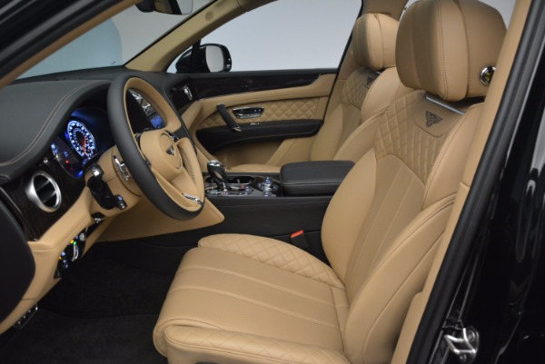 Used 2017 Bentley Bentayga for sale Sold at Aston Martin of Greenwich in Greenwich CT 06830 22