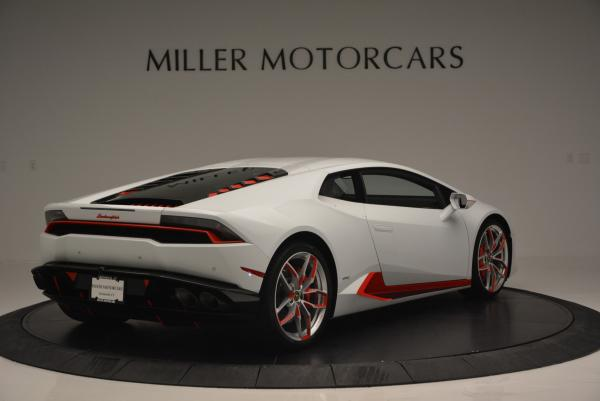 Used 2015 Lamborghini Huracan LP610-4 for sale Sold at Aston Martin of Greenwich in Greenwich CT 06830 10