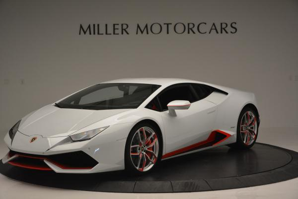 Used 2015 Lamborghini Huracan LP610-4 for sale Sold at Aston Martin of Greenwich in Greenwich CT 06830 2