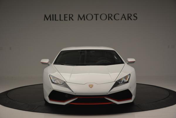 Used 2015 Lamborghini Huracan LP610-4 for sale Sold at Aston Martin of Greenwich in Greenwich CT 06830 8