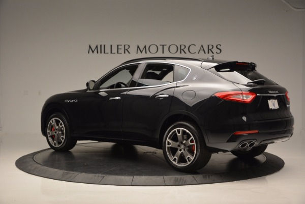 New 2017 Maserati Levante for sale Sold at Aston Martin of Greenwich in Greenwich CT 06830 4