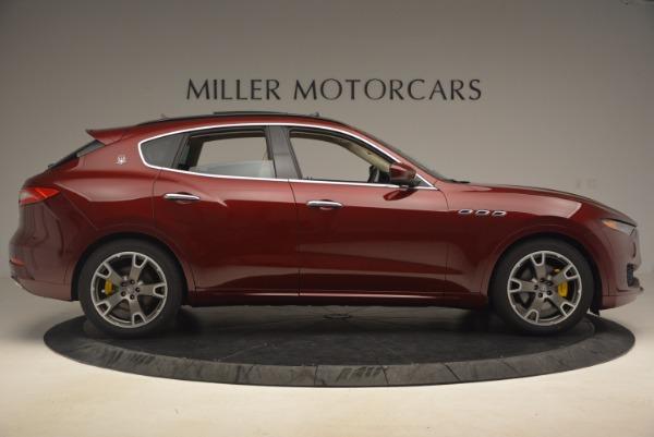 New 2017 Maserati Levante for sale Sold at Aston Martin of Greenwich in Greenwich CT 06830 10