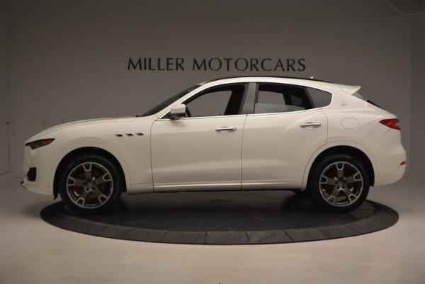 New 2017 Maserati Levante for sale Sold at Aston Martin of Greenwich in Greenwich CT 06830 3