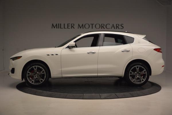 New 2017 Maserati Levante for sale Sold at Aston Martin of Greenwich in Greenwich CT 06830 4