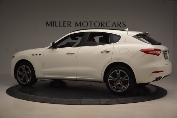 New 2017 Maserati Levante for sale Sold at Aston Martin of Greenwich in Greenwich CT 06830 5