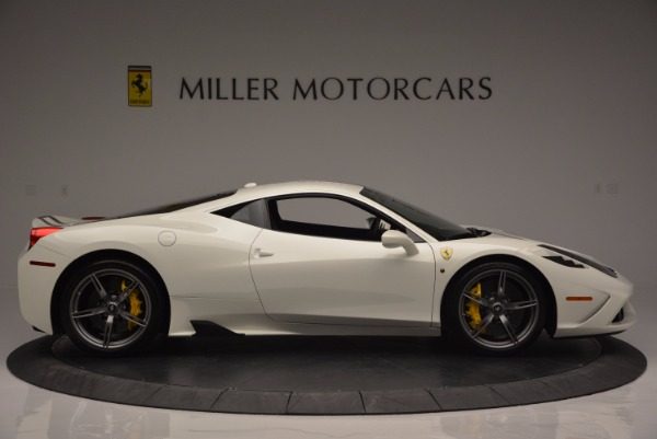 Used 2015 Ferrari 458 Speciale for sale Sold at Aston Martin of Greenwich in Greenwich CT 06830 10
