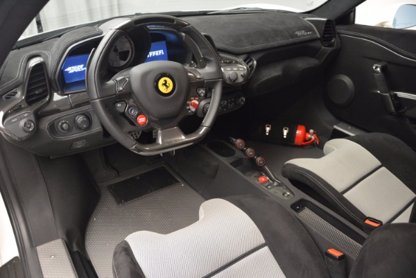 Used 2015 Ferrari 458 Speciale for sale Sold at Aston Martin of Greenwich in Greenwich CT 06830 13