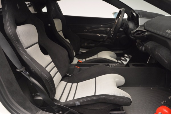 Used 2015 Ferrari 458 Speciale for sale Sold at Aston Martin of Greenwich in Greenwich CT 06830 18