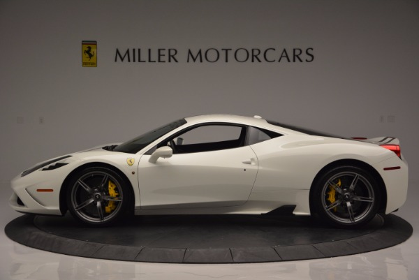 Used 2015 Ferrari 458 Speciale for sale Sold at Aston Martin of Greenwich in Greenwich CT 06830 3