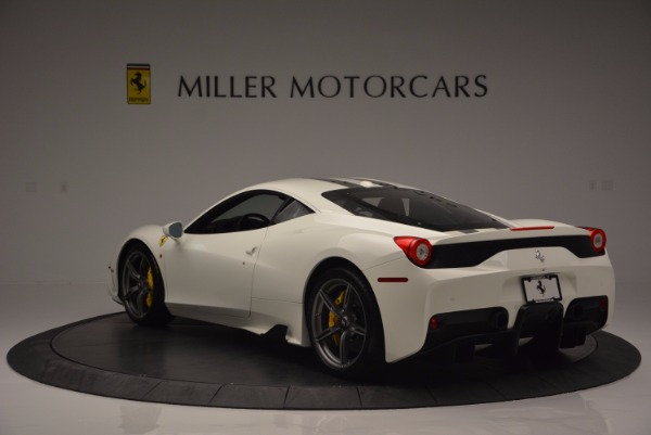 Used 2015 Ferrari 458 Speciale for sale Sold at Aston Martin of Greenwich in Greenwich CT 06830 5