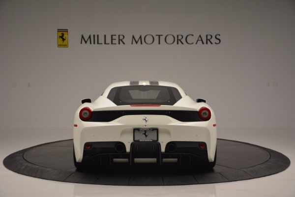 Used 2015 Ferrari 458 Speciale for sale Sold at Aston Martin of Greenwich in Greenwich CT 06830 6