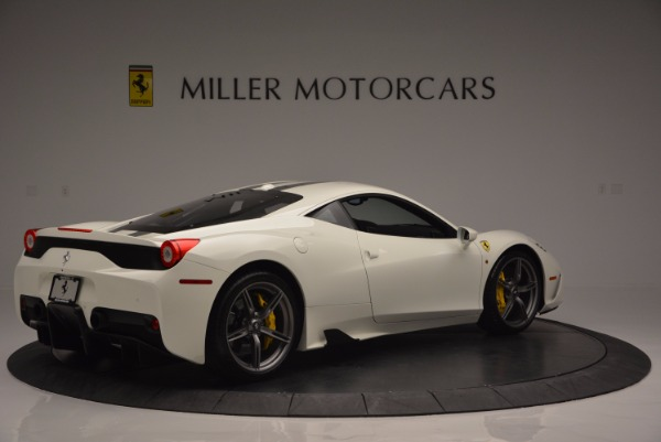 Used 2015 Ferrari 458 Speciale for sale Sold at Aston Martin of Greenwich in Greenwich CT 06830 9