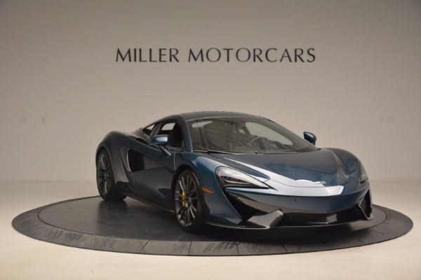 New 2017 McLaren 570S for sale Sold at Aston Martin of Greenwich in Greenwich CT 06830 11