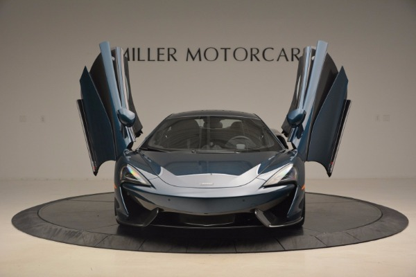 New 2017 McLaren 570S for sale Sold at Aston Martin of Greenwich in Greenwich CT 06830 13