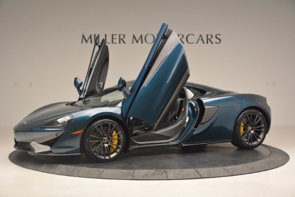 New 2017 McLaren 570S for sale Sold at Aston Martin of Greenwich in Greenwich CT 06830 14