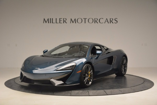 New 2017 McLaren 570S for sale Sold at Aston Martin of Greenwich in Greenwich CT 06830 1