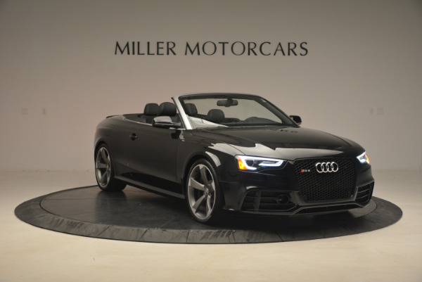 Used 2014 Audi RS 5 quattro for sale Sold at Aston Martin of Greenwich in Greenwich CT 06830 11