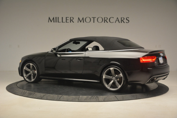 Used 2014 Audi RS 5 quattro for sale Sold at Aston Martin of Greenwich in Greenwich CT 06830 16