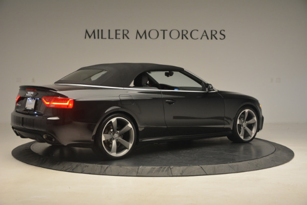 Used 2014 Audi RS 5 quattro for sale Sold at Aston Martin of Greenwich in Greenwich CT 06830 20