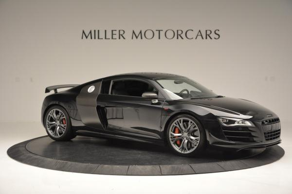Used 2012 Audi R8 GT (R tronic) for sale Sold at Aston Martin of Greenwich in Greenwich CT 06830 10