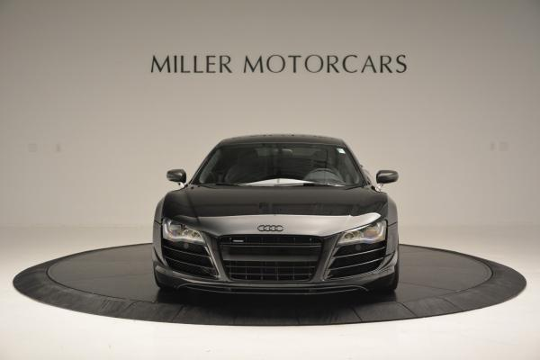 Used 2012 Audi R8 GT (R tronic) for sale Sold at Aston Martin of Greenwich in Greenwich CT 06830 12