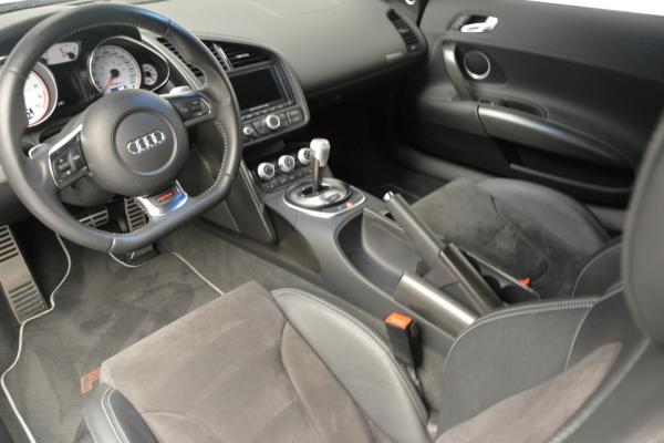 Used 2012 Audi R8 GT (R tronic) for sale Sold at Aston Martin of Greenwich in Greenwich CT 06830 13