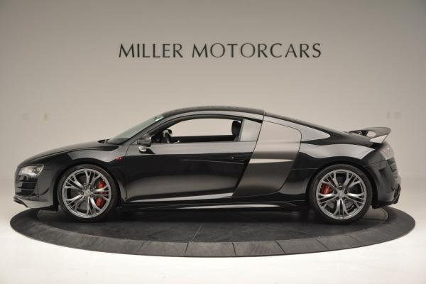 Used 2012 Audi R8 GT (R tronic) for sale Sold at Aston Martin of Greenwich in Greenwich CT 06830 3