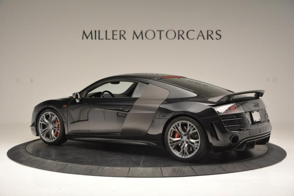 Used 2012 Audi R8 GT (R tronic) for sale Sold at Aston Martin of Greenwich in Greenwich CT 06830 4