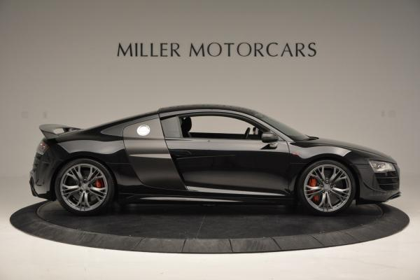 Used 2012 Audi R8 GT (R tronic) for sale Sold at Aston Martin of Greenwich in Greenwich CT 06830 9