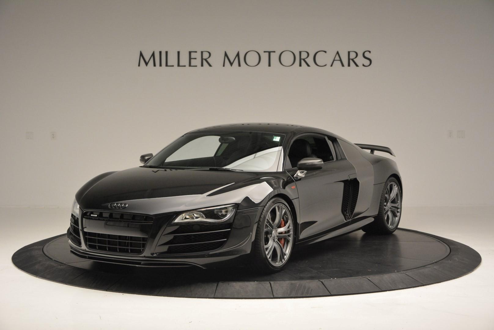 Used 2012 Audi R8 GT (R tronic) for sale Sold at Aston Martin of Greenwich in Greenwich CT 06830 1