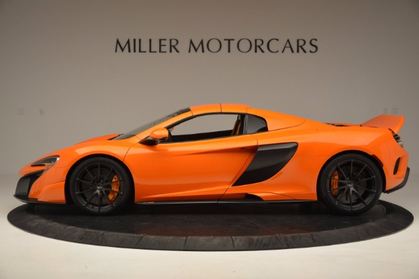 Used 2016 McLaren 675LT Spider Convertible for sale Sold at Aston Martin of Greenwich in Greenwich CT 06830 15